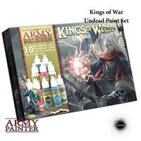 Army Painter Warpaints Kings of War Undead Paint Set image