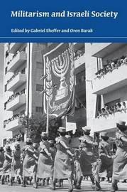 Militarism and Israeli Society image