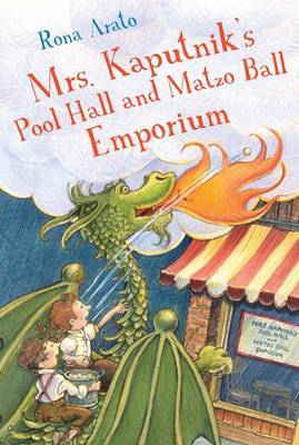 Mrs. Kaputnik's Pool Hall And Matzo Ball Emporium by Rona Arato image