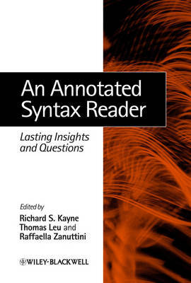 An Annotated Syntax Reader