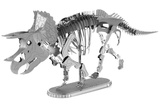Metal Earth: Triceratops Skeleton - Model Kit