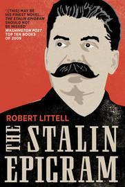 The Stalin Epigram by Robert Littell image