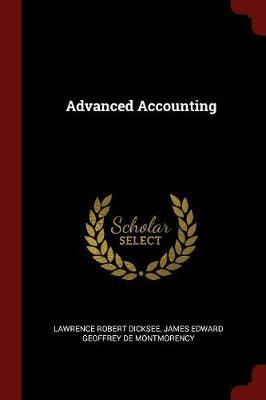 Advanced Accounting by Lawrence Robert Dicksee image
