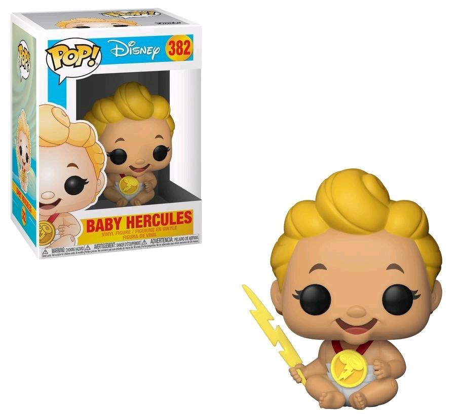 Hercules - Baby Hercules Pop! Vinyl Figure image