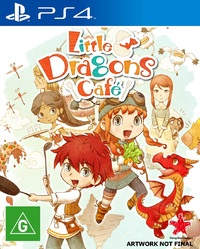 Little Dragons Cafe for PS4