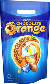 Terry's Chocolate Orange Bites Pouch 400g