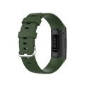 OEM Fitbit Charge3/Charge4 Band - Green (L)