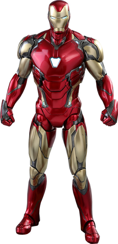 "Avengers: Endgame - Iron Man (Mark LXXXV) - 12"" Articulated Figure"