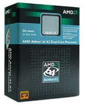 AMD Athlon X2 4000+ Dual Core Box - AM2