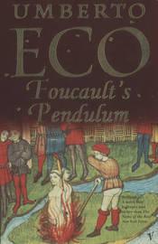 Foucault's Pendulum by Umberto Eco image