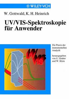 UV/Vis-Spectroskopie Fur Anwender (Paper Only) by W Gottwald image