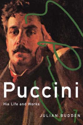 Puccini by Julian Budden