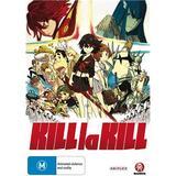 Kill La Kill - Volume 01 (Limited Edition) on DVD