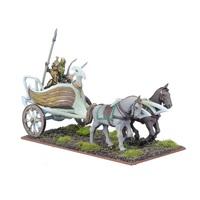 Kings of War Elf War Chariot Regiment