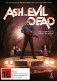 Ash Vs Evil Dead - The Complete First Season on DVD