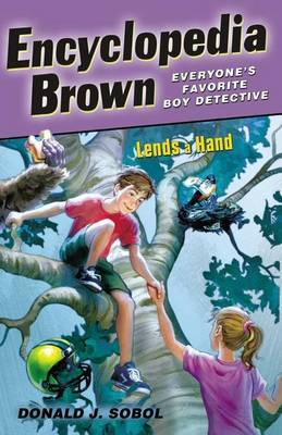 Encyclopedia Brown Lends a Hand by Donald J Sobol image