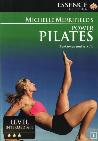 Michelle Merrifield - Power Pilates – Intermediate on DVD