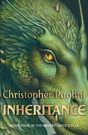 Inheritance (Inheritance Cycle #4) (UK Ed.) by Christopher Paolini