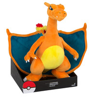 "Pokemon: Charizard - 12"" Deluxe Plush"