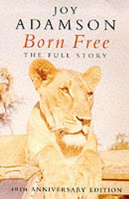 Born Free by Joy Adamson image