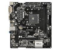 ASRock A320M-HDV mATX AMD Motherboard image