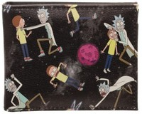 Rick and Morty: All Over Print - Wallet