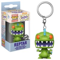 Rugrats - Reptar Pocket Pop! Keychain