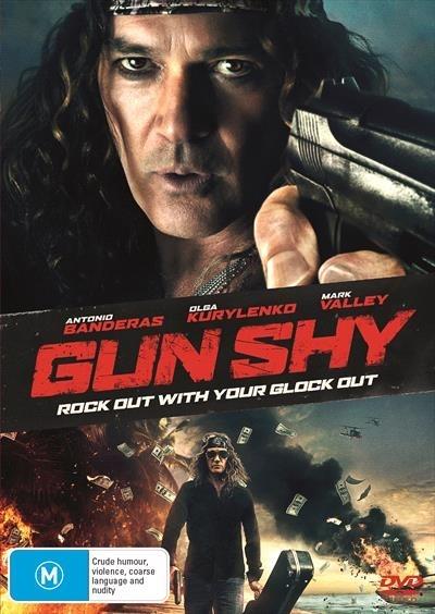 Gun Shy on DVD