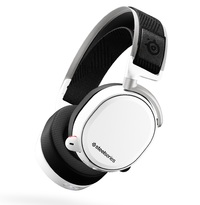 SteelSeries Arctis Pro Wireless Gaming Headset (White) for