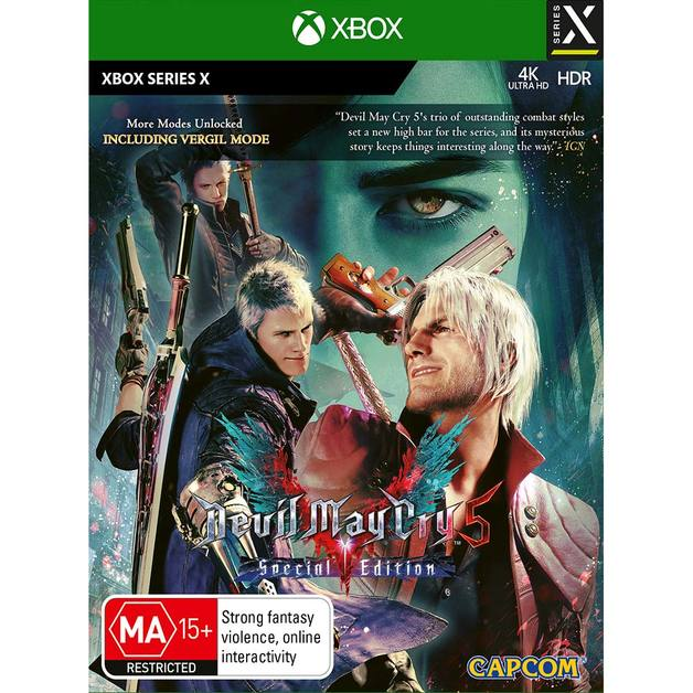 Devil May Cry 5 Special Edition for Xbox Series X