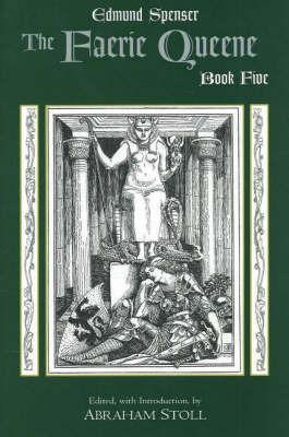 The Faerie Queene, Book Five by Edmund Spenser image