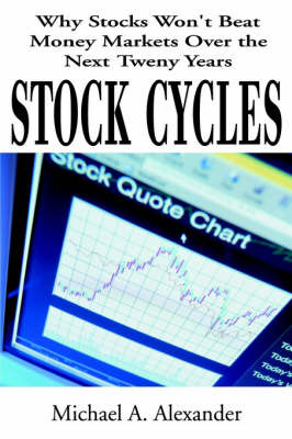 Stock Cycles by Michael A Alexander image
