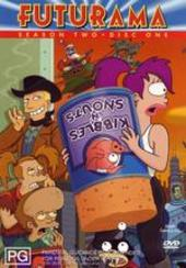 Futurama Singles Promotion Season 2 Disc 1 on DVD