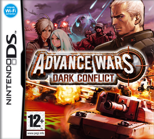 Advance Wars: Dark Conflict for Nintendo DS