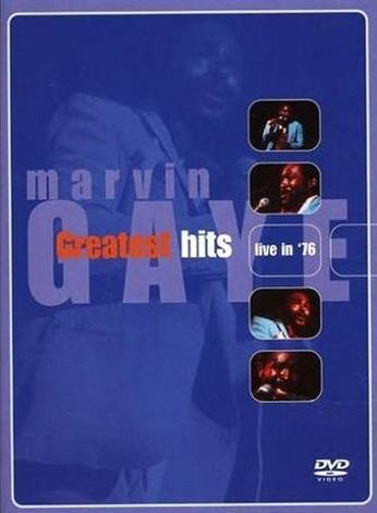 Marvin Gaye: Greatest Hits - Live in '76 on