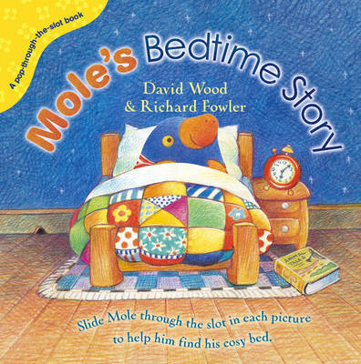 Mole's Bedtime Story by David Wood