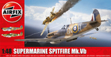Airfix Kitset - Military Aircraft 1:48 - Supermarine Spitfire