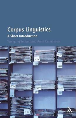 Corpus Linguistics by Wolfgang Teubert