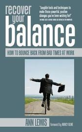Recover Your Balance by Ann Lewis