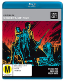 Streets Of Fire on Blu-ray