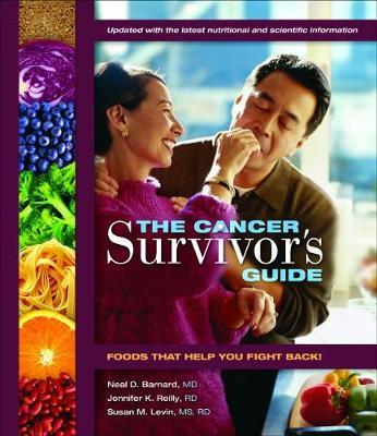 The Cancer Survivor's Guide by Neal D. Barnard image