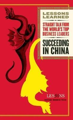 Succeeding in China by Fifty Lessons image
