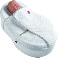 Cocoonababy Cocoonacover Quilted Cover - White