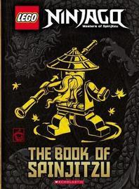 The Book of Spinjitzu (Lego Ninjago) by Ameet Studio