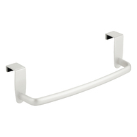 Interdesign: Axis Over-Cabinet Towel Bar - (Pearl White)