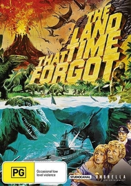 The Land That Time Forgot on DVD