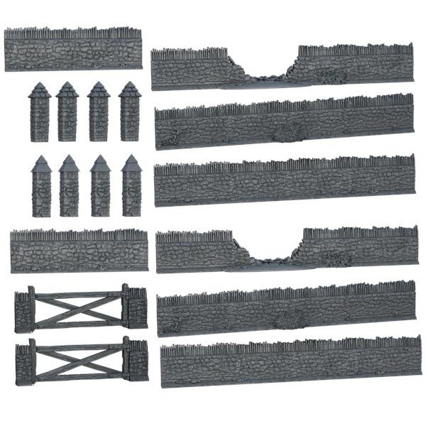 TerrainCrate: Battlefield Walls image