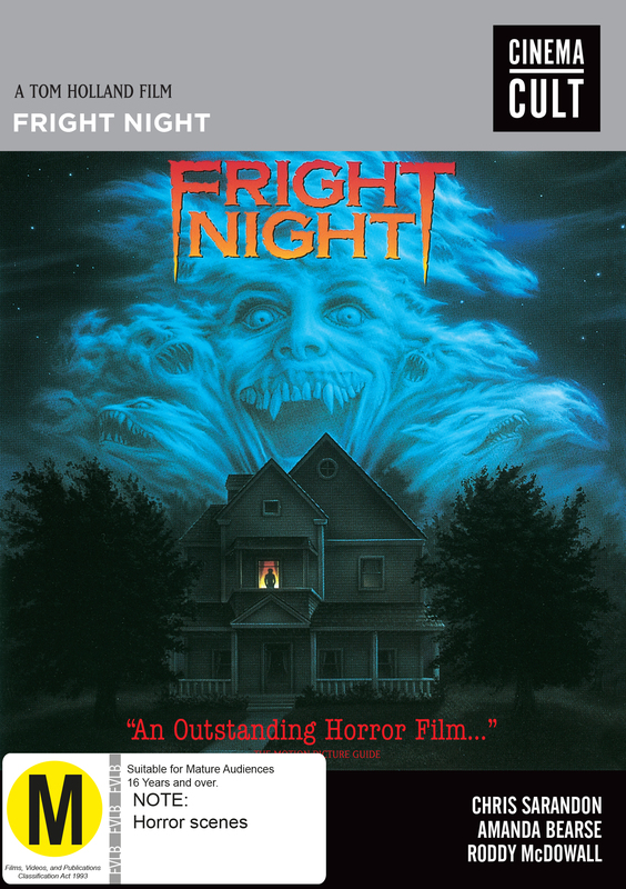 Fright Night on DVD