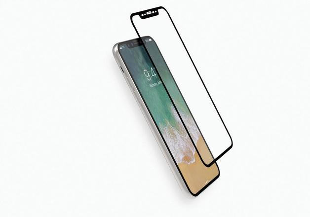 Cygnett: RealCurve 3D full glue glass for iPhone Xs, X