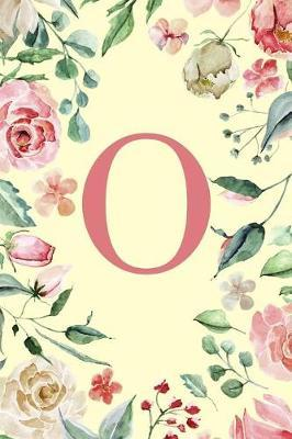 O by Stylesia Monogrammed Journals